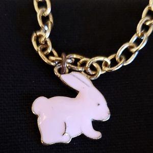 Other - Cute Pink Bunny Bracelet